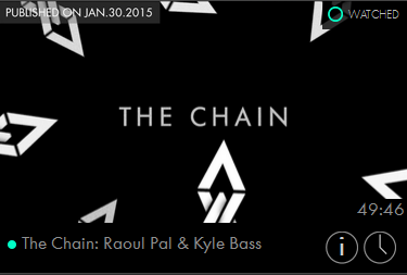 Kyle Bass the Chain